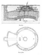 Ancestral Puebloan (Anasazi) Keyhole Kiva
