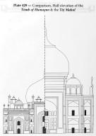 Tomb of Emperor Humayun and the Taj Mahal
