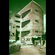Citta Universitaria: Math Building
