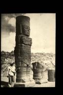 Tula: Pyramid of Quetzacoatl