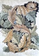 Acanthus Wallpaper Series