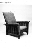 Craftsman Furniture: Reclining Chair