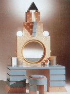 Plaza Dressing Table and Stool