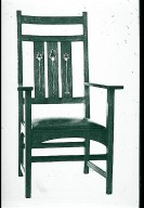 Inlaid Armchair