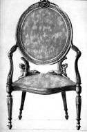 Chair for Osterley House