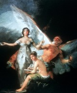 Allegory of Spain, Time, and History