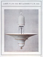 AEG Lamp Advertisement