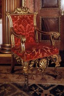 Armchair, Salon at Houghton Hall