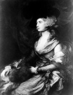 Portrait of Mrs. Siddons