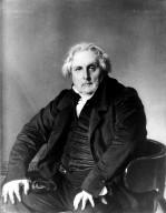 Portrait of Louis Bertin