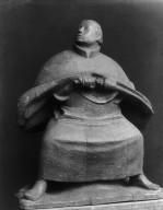 Man Drawing a Sword