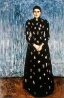 Portrait of Inger, the Artist's Sister