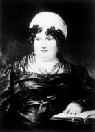 Portrait of Mrs. Elizabeth Deane