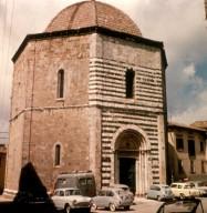 Baptistery at Volterra