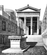 Temple of Aesculpius