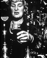 Barmaid at Crooked Billet