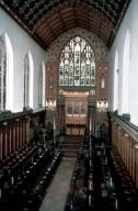 Cambridge University: Queen's College Chapel
