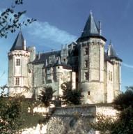 Castle at Saumur