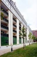 Ensemble d'Habitation, La Villette