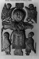 Crucifixion Plaque from Saint John's (Rinnagan)