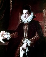 Portrait of a Noblewoman with a Lap-dog