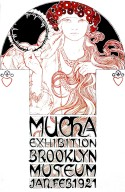 Mucha Exhibition/ Brooklyn Museum