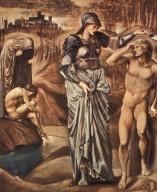 Arming of Perseus