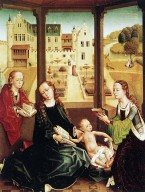 Retable of the Virgin