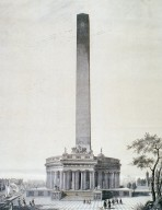 Design of the Washington National Monument to be Erected in the City of Washington