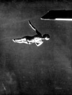 Olympic High Diving Champion, Marjorie Gestring, San Francisco