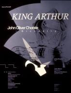John Oliver Chorale Orchestra Poster for King Arthur