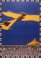 Airplane Demo Show Poster