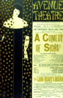 Comedy of Sighs Poster