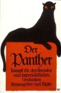 Der Panther Publishing House Poster