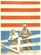 Rural Electrification Administration Poster