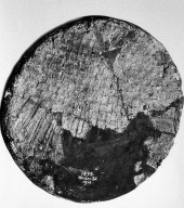Neolithic Baking Plate with Plaited Patterns