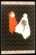 Inland Printer, Christmas Poster