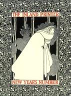 Inland Printer, New Years Poster