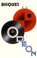 Poster for Odeon Record Company