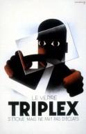 Le Verre Triplex