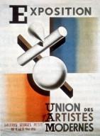 Exposition Union des Artistes Modernes