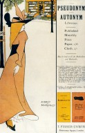 Pseudonym Library Poster