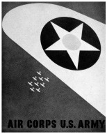 United States Army Air Corps Poster