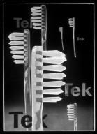 Tek Toothbrush Poster