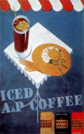 A&P Coffee Poster