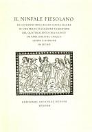 Il Ninfale Fiesolano di Giovanni Boccaccio