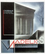 Advertisement Poster for Madelios