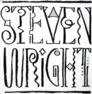 Album Cover Logo for Steven Wright