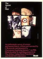 Ascent of Man - Masterpiece Theater Series