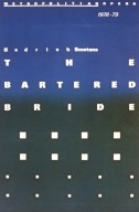Concert Poster for Metropolitan Opera - The Battered Bridge